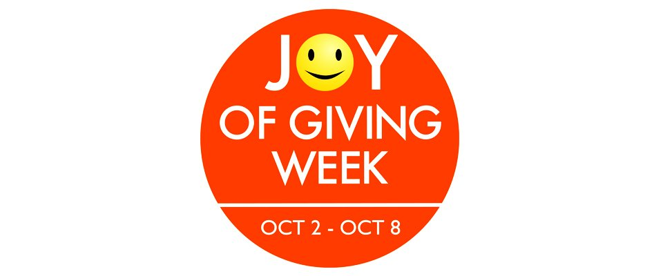 joy of giving Daan utsav was formerly known as the joy of giving week the joy of giving week (jgw) is a festival of philanthropy [citation needed] that aims to become a part of the indian ethos [citation needed], with the week being celebrated every year [citation needed] covering gandhi jayanti by.