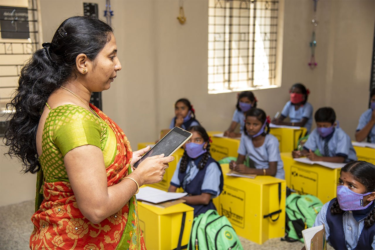 The CSR Journal | How long-term CSR can change the face of Government School Education